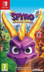 Activision Spyro Reignited Trilogy igra (Switch)