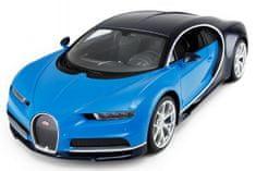 Rastar samochód zdalnie sterowany R/C Bugatti Veyron Chiron (1:14) Blue