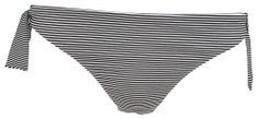 Emporio Armani Spodní díl plavek 262555 9P302 25020 černobílá - Emporio Armani