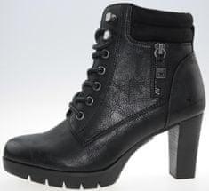 Tom Tailor dámská kotníčková obuv na podpatku 7991705