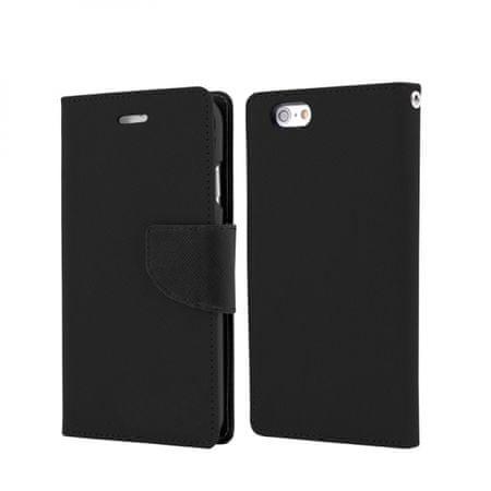 Havana torbica za Xiaomi Redmi 6/ Redmi 6a, preklopna, črna