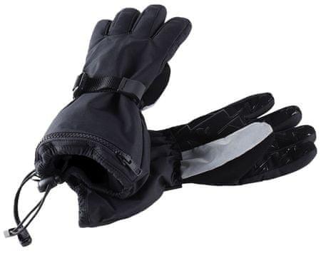 Reima rękawice dziecięce Viggu 6 czarne
