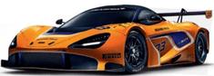 CARRERA Autó EVO - 27609 McLaren 720S GT3
