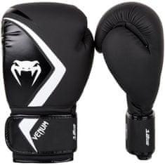 """VENUM Boxerské rukavice """"Contender 2.0"""", čiern/šedá 8oz"""