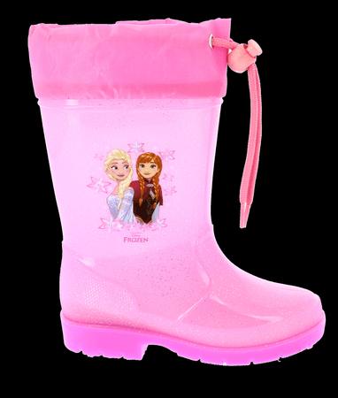 Disney by Arnetta Frozen dekliški škornji, roza, 32