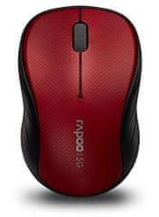 Rapoo 3000P, červené