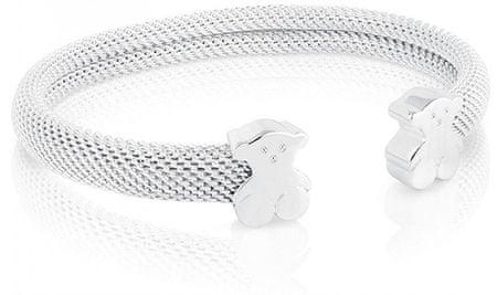 Tous Szilárd ezüst mackó karkötő 711900031-S - 925/1000 Ezüst 19g + 3g közös fém