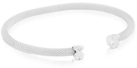 Tous Szilárd ezüst mackó karkötő 715270130-S - 925/1000 Ezüst 5g + 1g közönséges fém