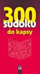 autor neuvedený: 300 sudoku do kapsy