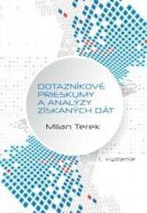 Terek Milan: Dotazníkové prieskumy a analýzy získaných dát