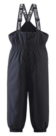 Reima dětské zimní kalhoty Matias 110 černá