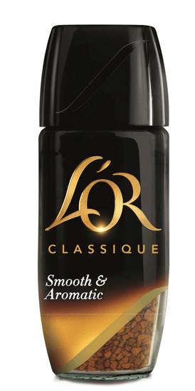 L'OR CLASSIQUE 100g instantní káva