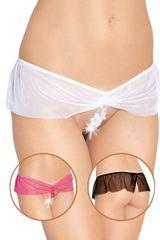 Softline Collection Erotická tanga 2394 pink
