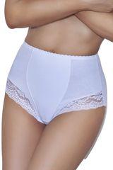 Mitex Dámské stahovací kalhotky Ela white