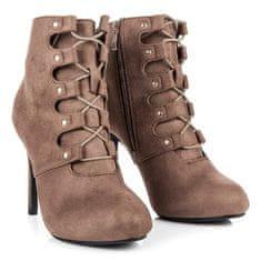 Gemini Dámské kotníkové boty 1609-212TA - C´M Paris