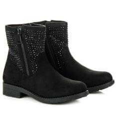 Regina Dámské boty HY1732-1 - Abloom + dárek zdarma