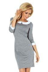 Numoco Dámské šaty 111-2 + dárek zdarma