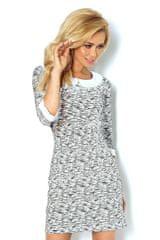 Numoco Dámské šaty 111-3 + dárek zdarma
