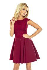 Numoco Dámské šaty 157-3 + dárek zdarma