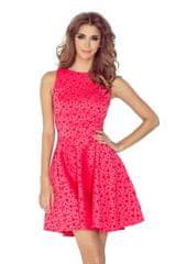 Numoco Dámské šaty 125-13 + dárek zdarma