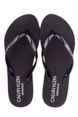 Calvin Klein Pantofle KW0KW00397-094 černá - Calvin Klein + dárek zdarma
