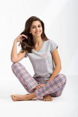 Luna Dámské pyžamo 417 - Luna + dárek zdarma