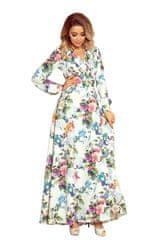 Numoco Dámské šaty 245-1 + dárek zdarma