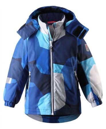 Reima detská zimná bunda Maunu 140 modrá