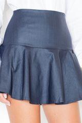 Katrus Dámská sukně K239 granat + dárek zdarma