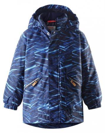 Reima Nappaa otroška zimska bunda, 104, temno modra