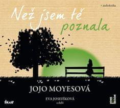 Moyesová Jojo: Než jsem tě poznala - 2 CDmp3