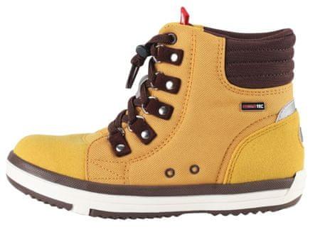 Reima Wetter Wash gyermek membrános cipő 30, sárga