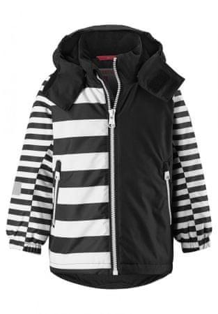 Reima Lennos lány téli kabát 98 fekete