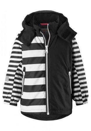 Reima dekliška zimska bunda Lennos, 134, črna