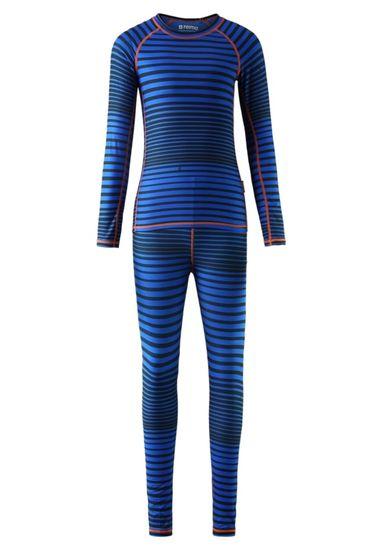 Reima detské funkčné prádlo Lighten 170 modrá