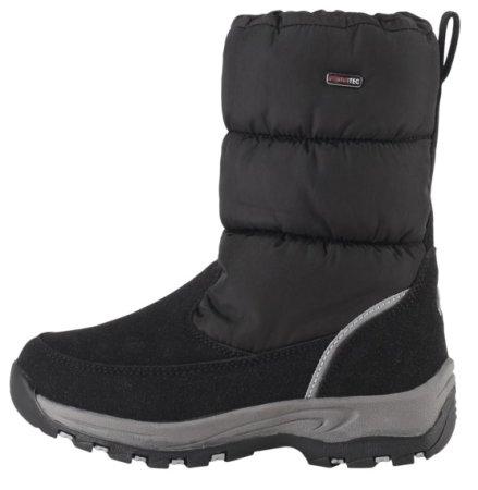 Reima dětské membránové boty Vimpeli 27, černá