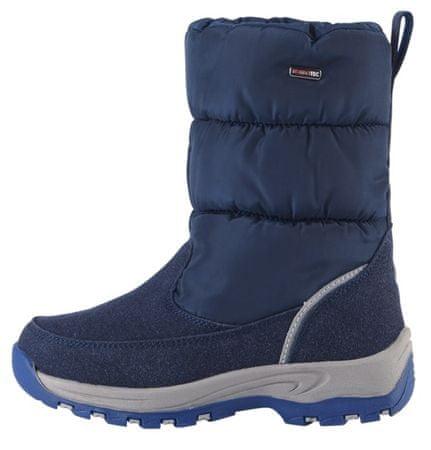 Reima dětské membránové boty Vimpeli 32, modrá