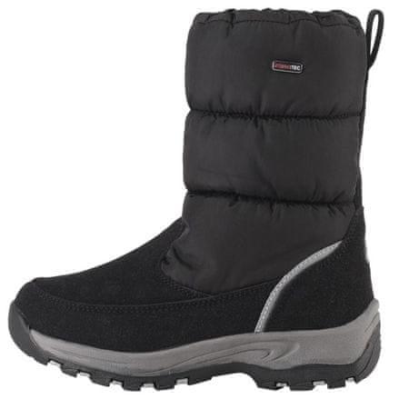 Reima dětské membránové boty Vimpeli 32, černá