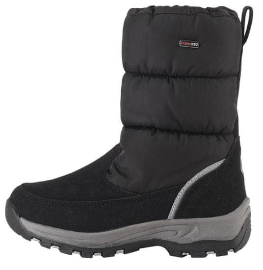 Reima dětské membránové boty Vimpeli 34, černá