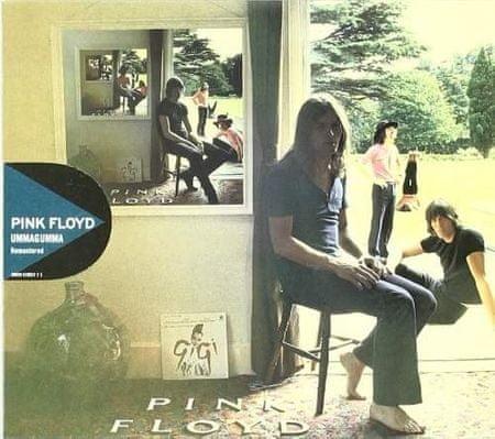 Pink Floyd: Ummagumma (Discovery Edition) 16.09.2011 (2x CD) - CD