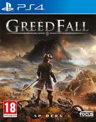 Focus Greedfall igra (PS4)