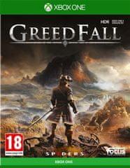 Focus Greedfall igra (Xbox One)