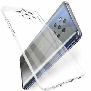 maska za Nokia 9, prozirna