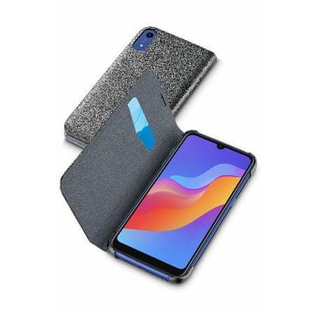 CellularLine torbica za Samsung Galaxy A20e, preklopna, črna