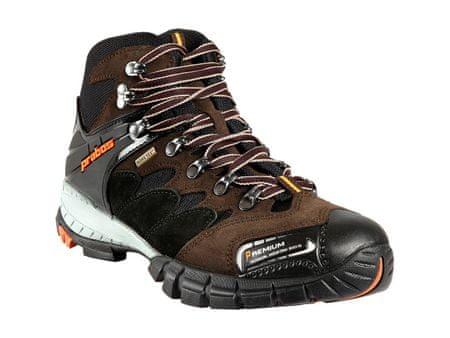 Prabos Outdoorová obuv API GTX hnědá (47)