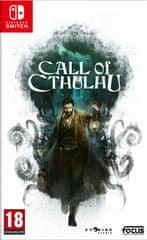 Focus Call Of Cthulhu igra (Switch)