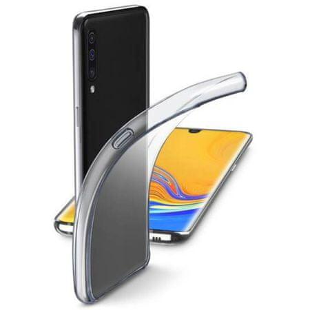 CellularLine ovitek Fine za Samsung Galaxy A70, prozoren