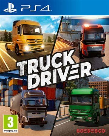 Soedesco Truck Driver igra (PS4)