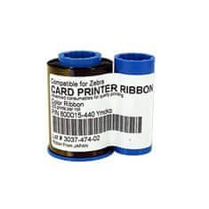 Zebra folija za tiskanje 800015-440 YMCKO - Odprta embalaža