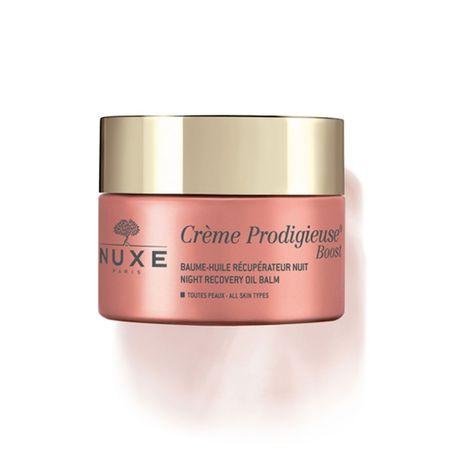 Nuxe Crème Prodigieuse Boost obnavljajoči nočni oljni balzam, 50 ml
